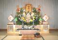 葬儀プランB祭壇サムネイル