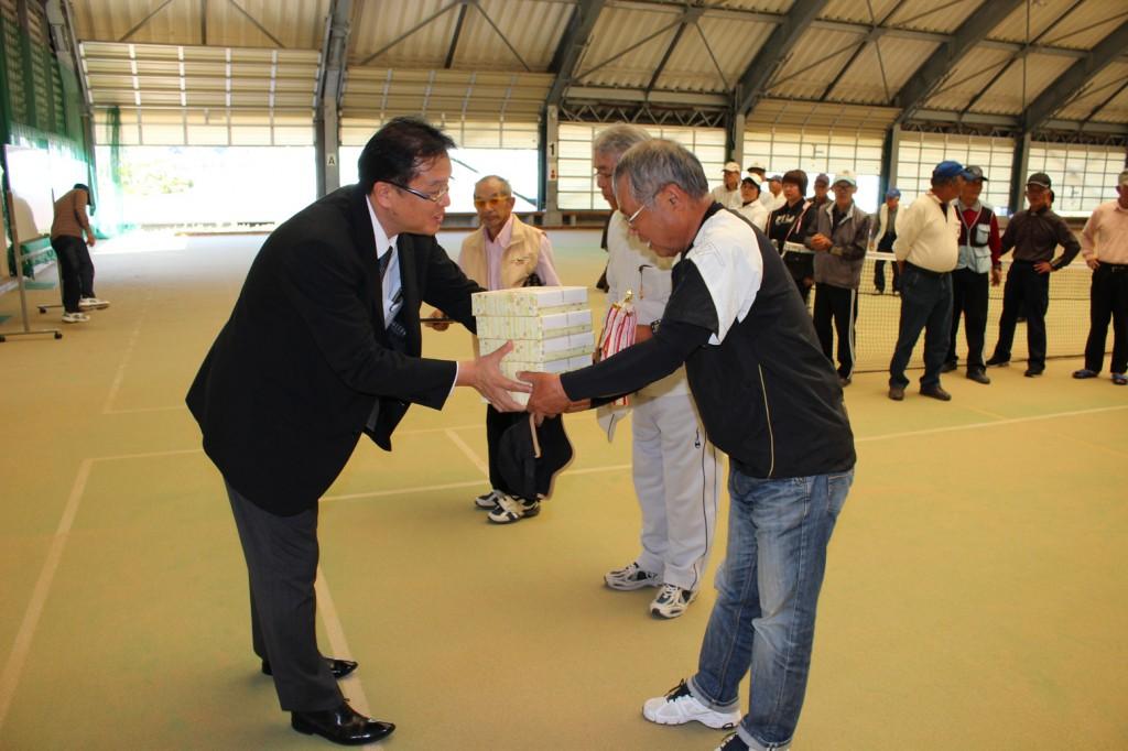 H30-10-13-互助会員ゲートボール大会-準優勝チーム