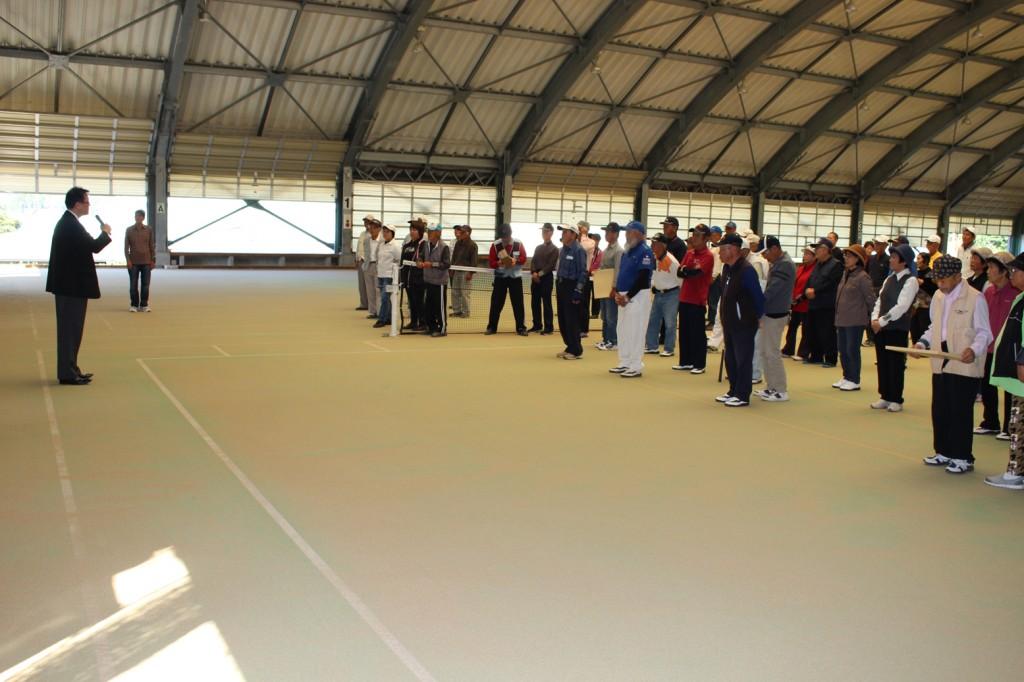 H30-10-13-互助会員ゲートボール大会-閉会式