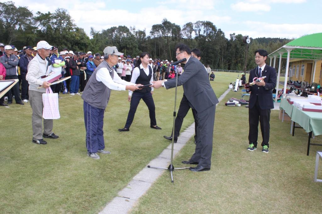 H30-10-28-博善社互助会員グラウンドゴルフ大会-第3位
