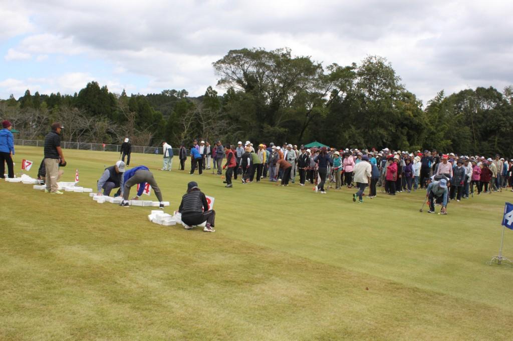 H30-10-28-博善社互助会員グラウンドゴルフ大会-ミニゲーム