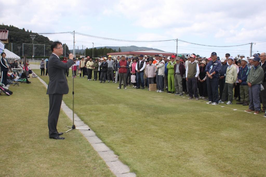 H30-10-28-博善社互助会員グラウンドゴルフ大会-閉会式